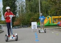 Airwheel (Segway) bérlés családi napon