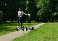 Airwheel (Segway) bérlés erdőben