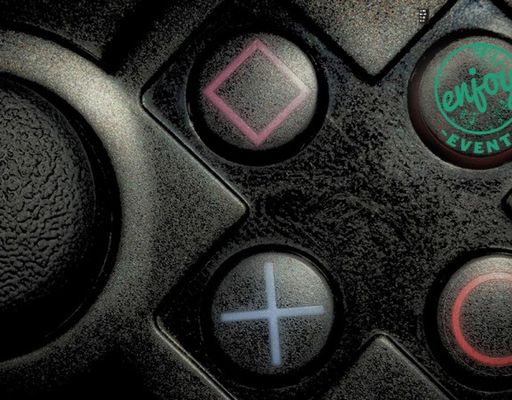 playstation-button enjoypush
