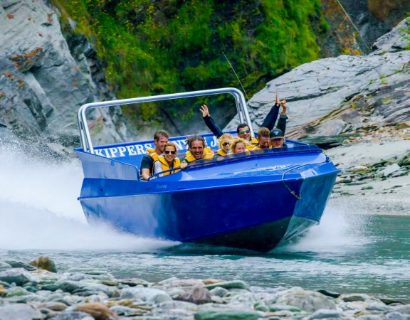 7. rész speedboat