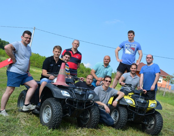 EnjoyEvent - Audi quad bérlés