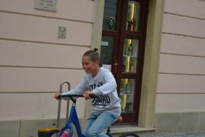 Győrkőc fesztivál mérföldes bringa
