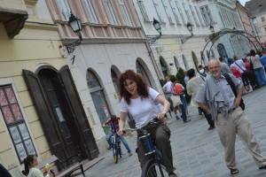 Győrkőc fesztivál velocipéd
