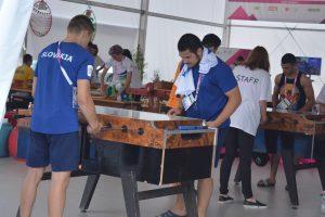 EYOF Győr 2017 Enjoy Event